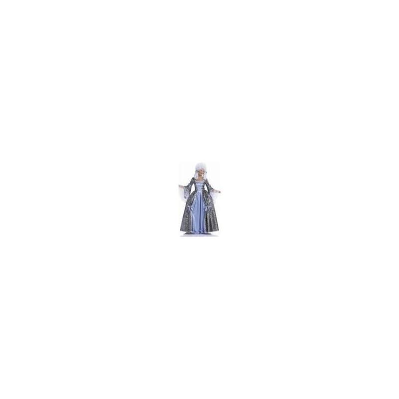 Patron Burda N°2447 historique: robe rococo Taille : 36-52