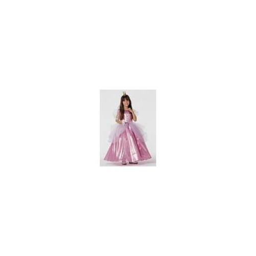Patron Burda N°4364 carnaval : Princesse Taille : 4-10