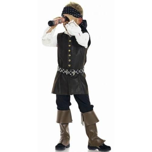 Patron N°2452 Burda historique: Pirate Taille : 4-10ans