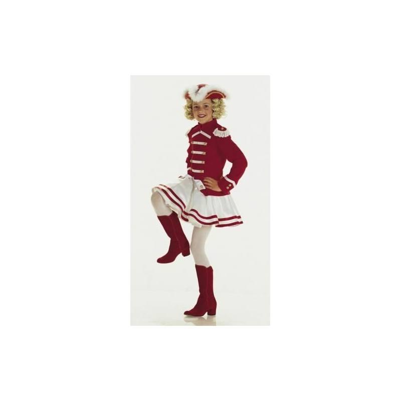 Patron Burda N°2472 carnaval : Marie l'Etincelle Taille : 7-12ans