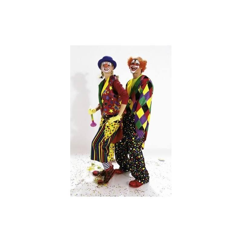 Patron Burda N°2477 carnaval : Clown