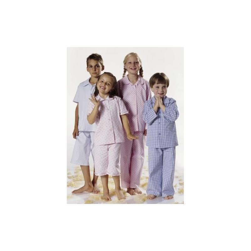Patron N°9747 Burda kids : Pyjama Taille : 3-15ans
