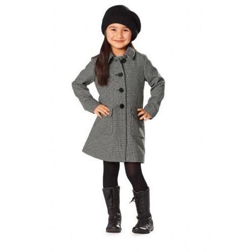 Patron N°9501 Burda Kids : Manteau et veste Taille : 2-6 ans