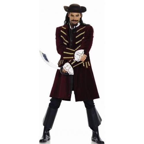 Patron Burda N°2459 historique : Pirate, Casanova Taille : 46-58