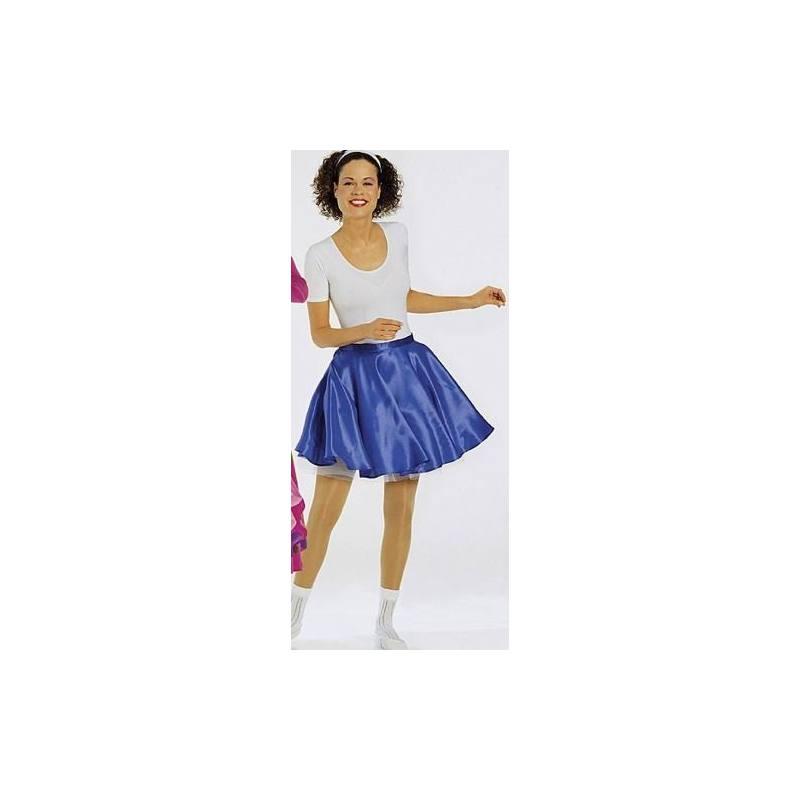 Patron Burda N°2518 carnaval : jupe Taille : 34-50