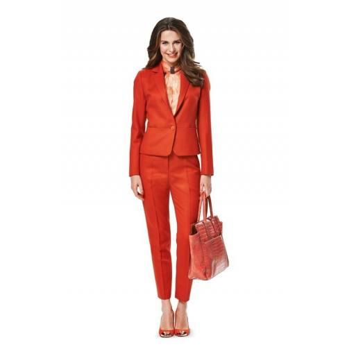 Patron Burda N°6985 Style : Ensemble pantalon Taille : 34 à 46