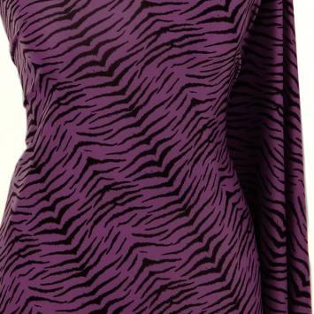 Lycra safari violet