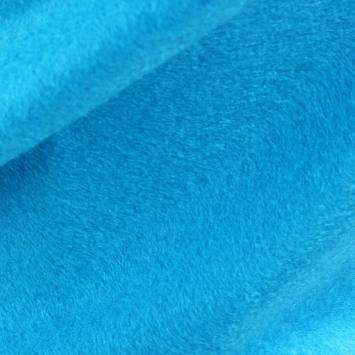 Feutrine bleu turquoise