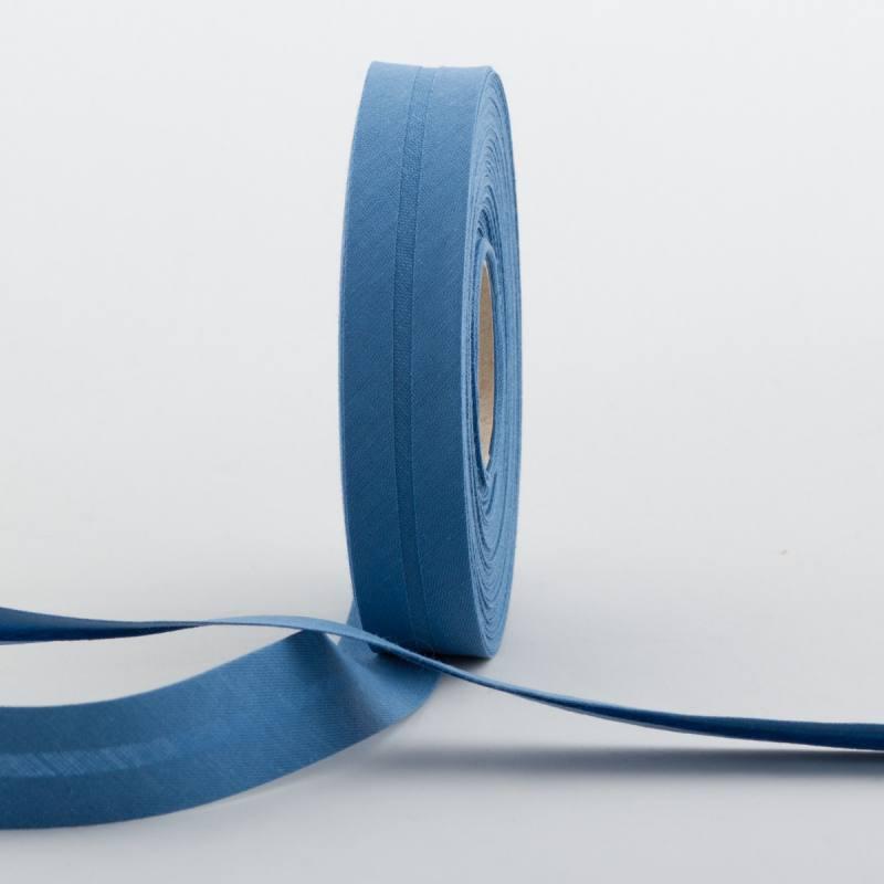 Bobine de biais 20 M - bleu 89