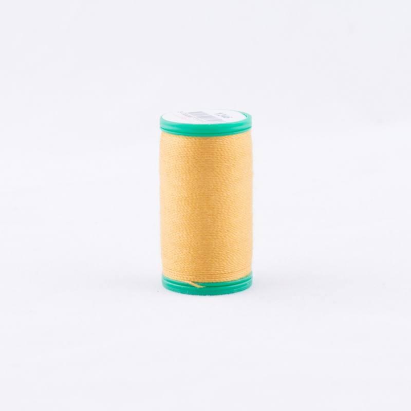 Bobine de fil cordonnet Laser 1246 - Jaune blé