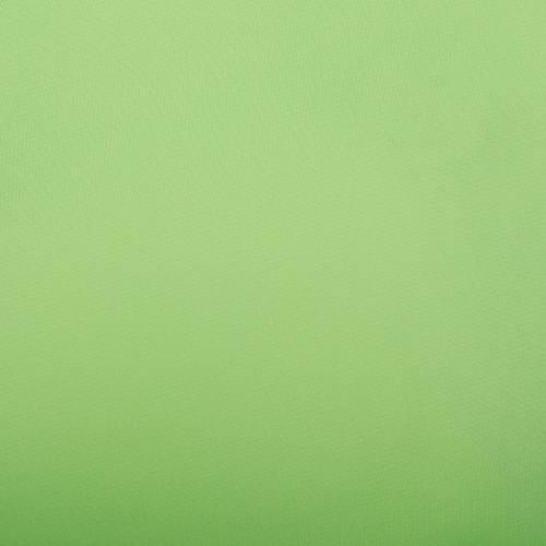 Mousseline unie Vert lime N°5