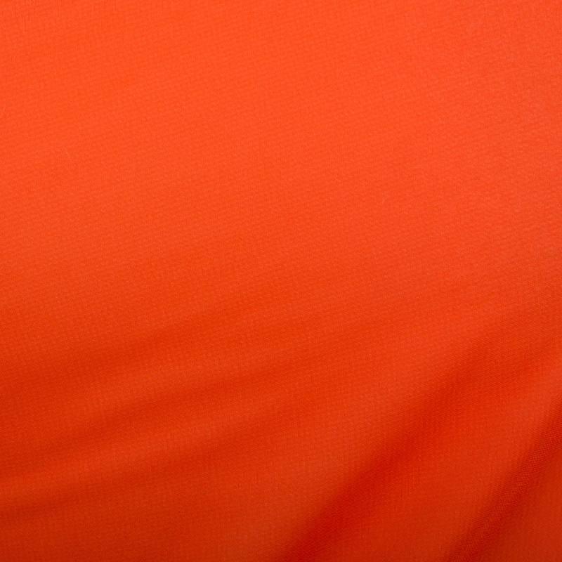 Mousseline unie Orange N°13