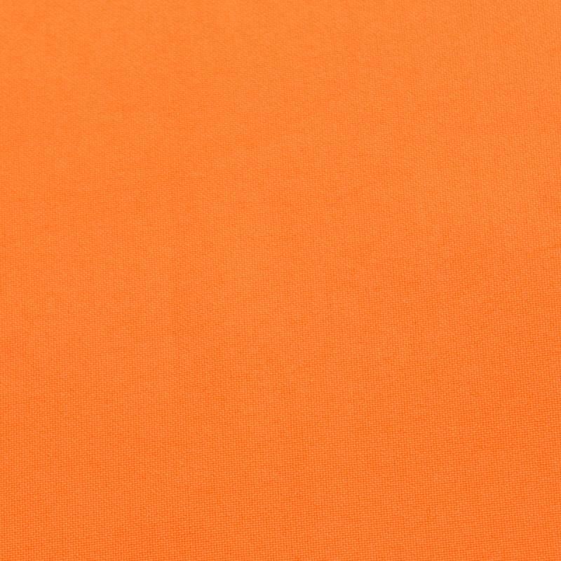 Burlington infroissable orange