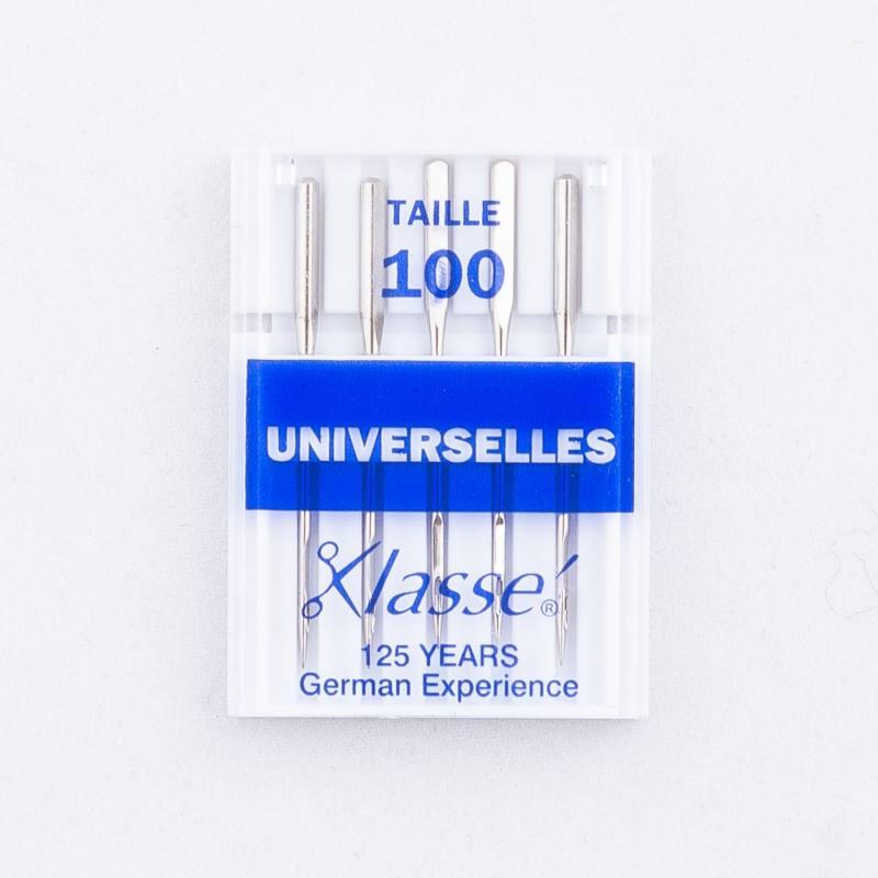 Aiguilles machines universelles 100