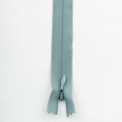 Fermeture 40 cm Col 169 à glissières invisible