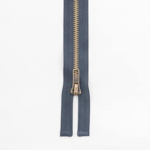 Fermeture 65 cm métal séparable Col 147