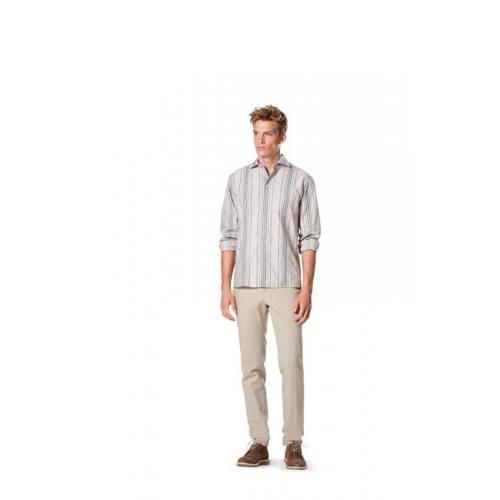 Patron Burda 6933 : Pantalon 44-54