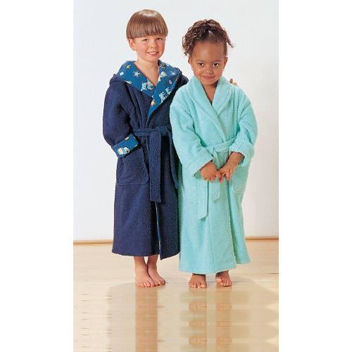 Patron Burda 2662 kids: Peignoir Taille : 3 ans à 8 ans