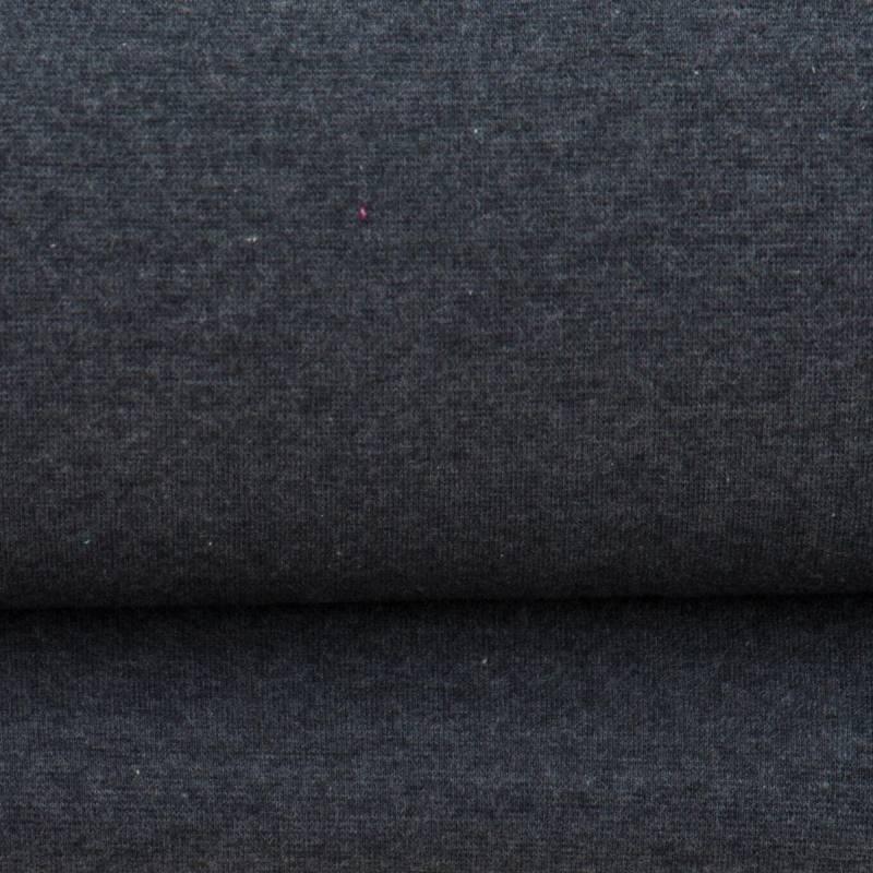 tissu tubulaire bord c te gris fonc. Black Bedroom Furniture Sets. Home Design Ideas