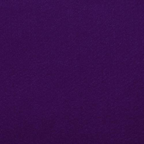 Feutrine violet foncé 91cm