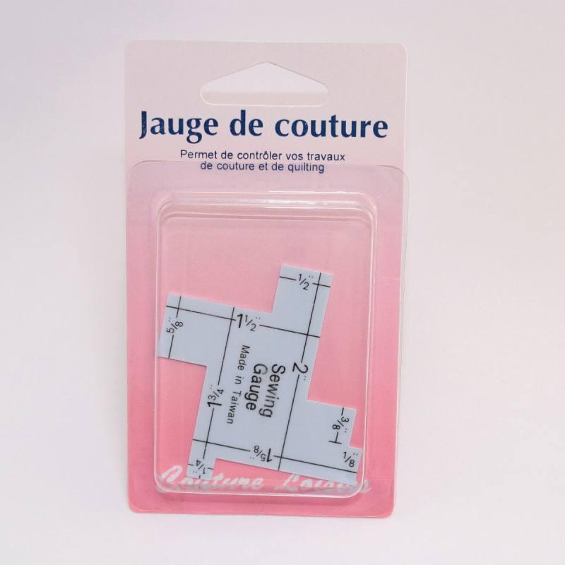 jauge de couture vente de mercerie mercerie pas cher vente de merceries achat de mercerie. Black Bedroom Furniture Sets. Home Design Ideas