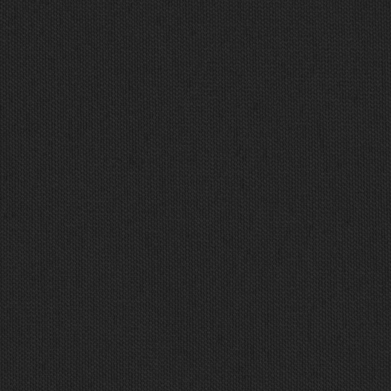 Toile ignifugée M1 permanent noir