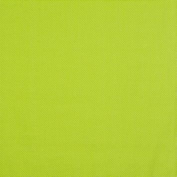Coton vert pomme à petit pois 1mm