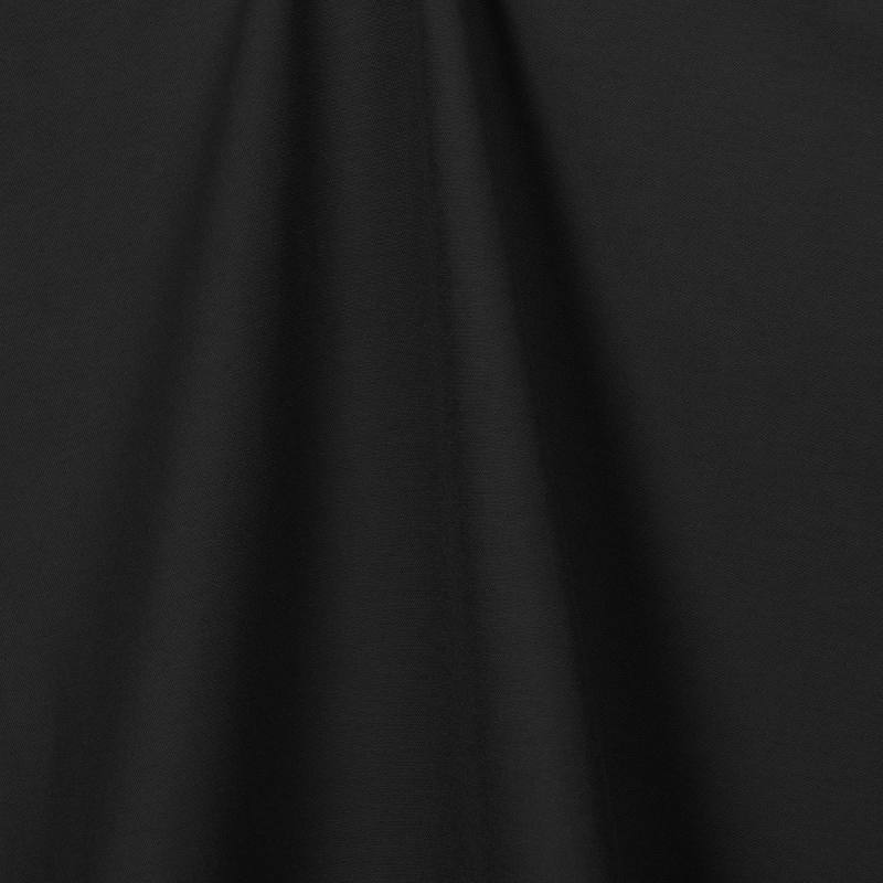 Gabardine gris foncé