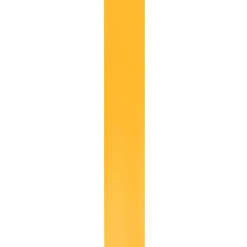 Biais replié satin jaune