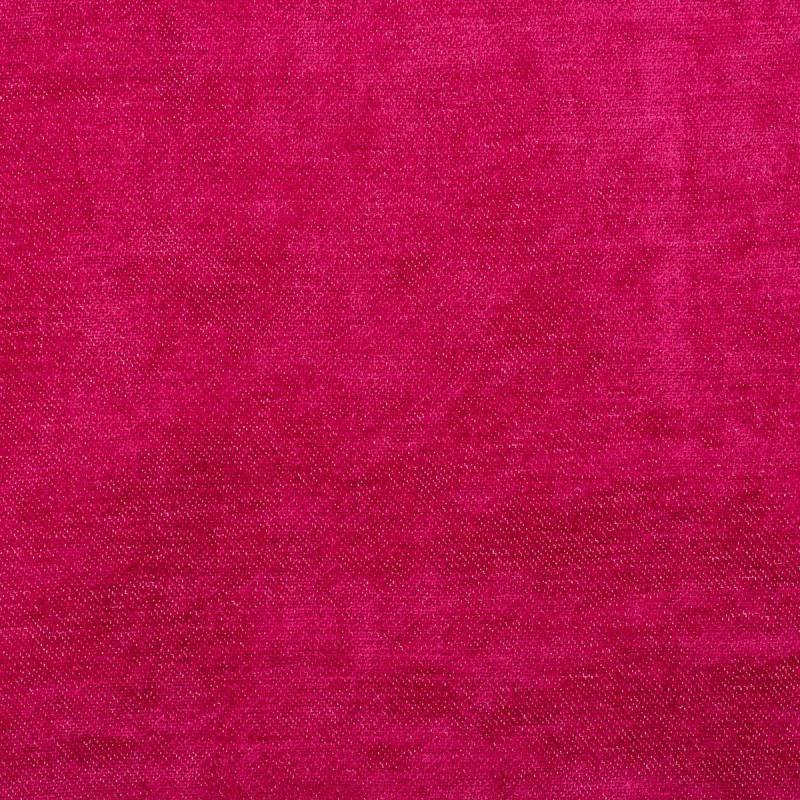 Jacquard velours fuchsia tissus price - Tissu velours pas cher ...