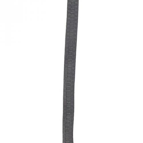 """Galon d'ameublement """"Lézarde"""" gris foncé 14 mm"""