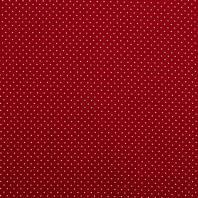 Coton bordeaux à petit pois 1mm