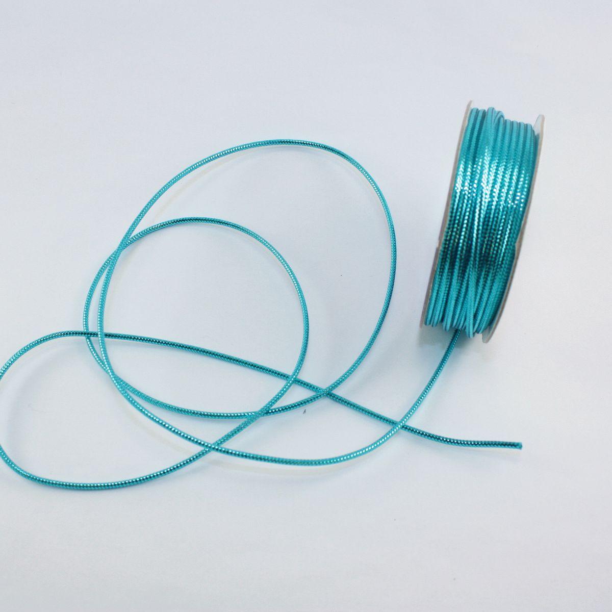 Cordelette en bobine bleu 1.6 mm
