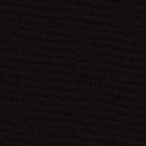 Toile coton marron grande largeur