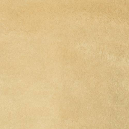Fausse fourrure unie beige