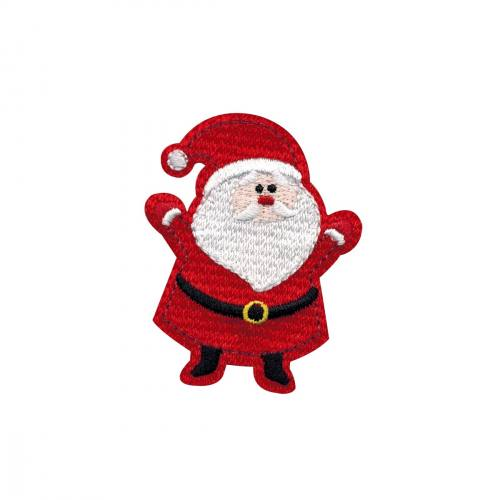 "Ecusson ""Pere Noel"" thermocollant"