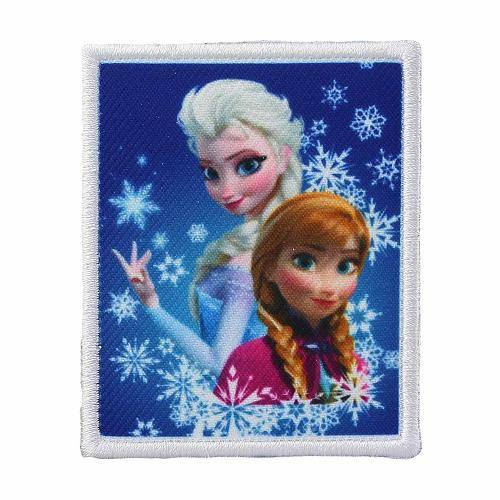"Ecusson Disney ""La reine des neiges"" thermocollant"