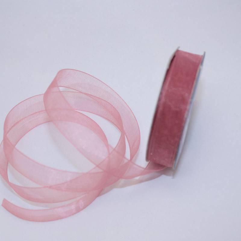 Ruban organdi en bobine balais 12 mm