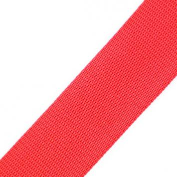 Sangle rouge 25 mm