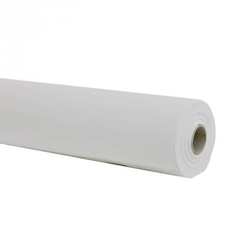 Rouleau 30m Toile ignifugée M1 permanent blanc
