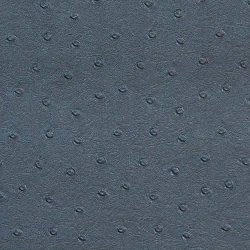 Simili cuir peau d'autruche gris