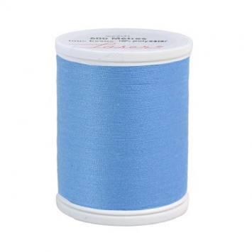 Fil à coudre polyester bleu pétrole 2190