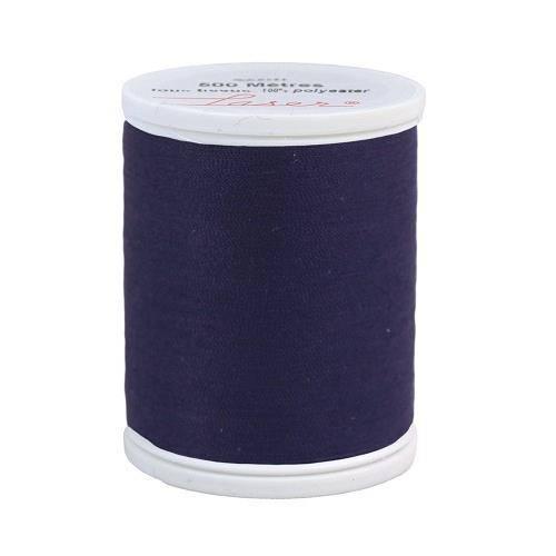 Fil à coudre polyester violet foncé 2318