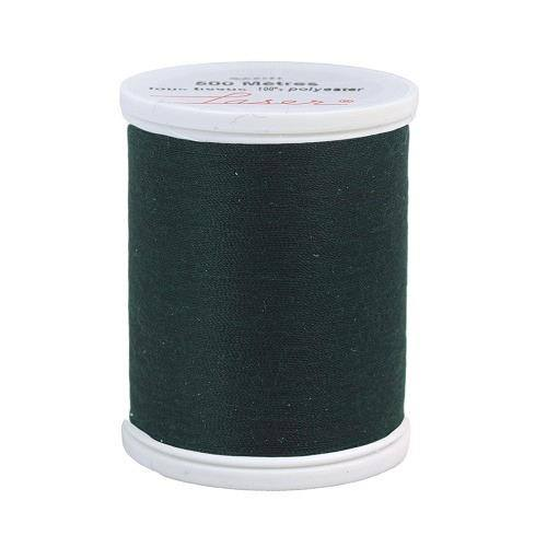 Fil à coudre polyester vert sapin 2701