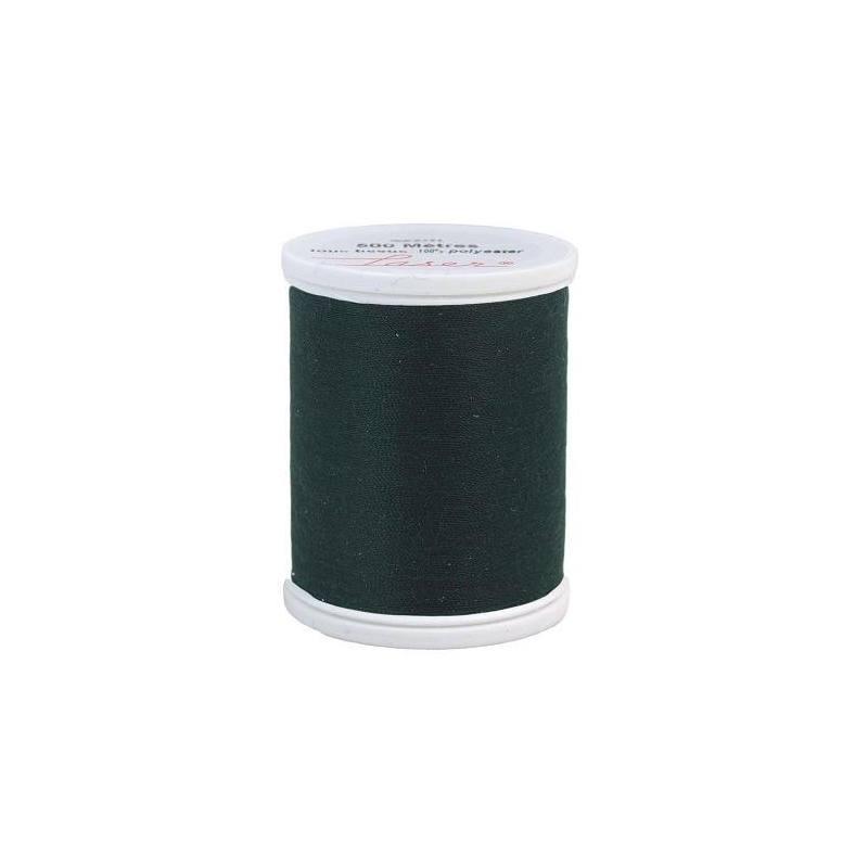 Fil à coudre polyester vert amande 2642