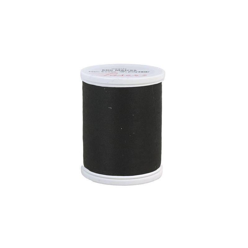 Fil à coudre polyester marron foncé 2870