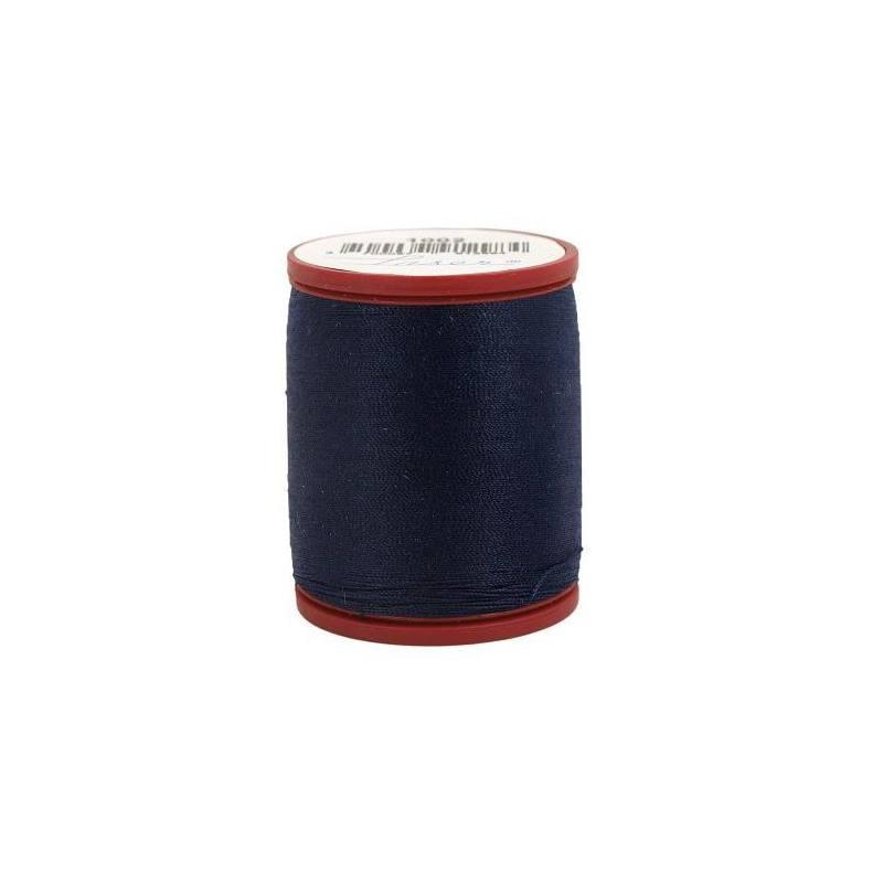 Fil à coudre coton bleu marine 8442