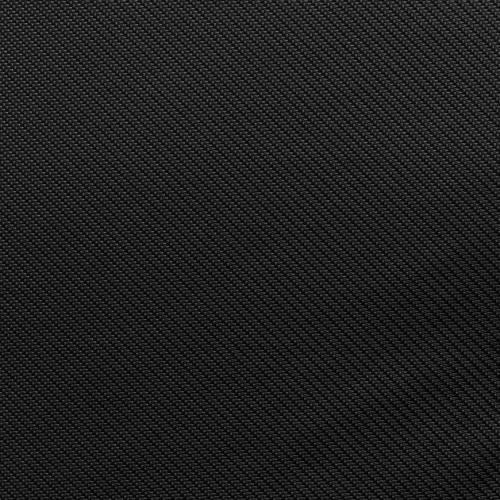 Simili cuir tressé noir