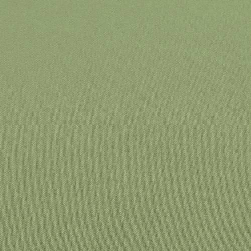 Burlington infroissable vert amande