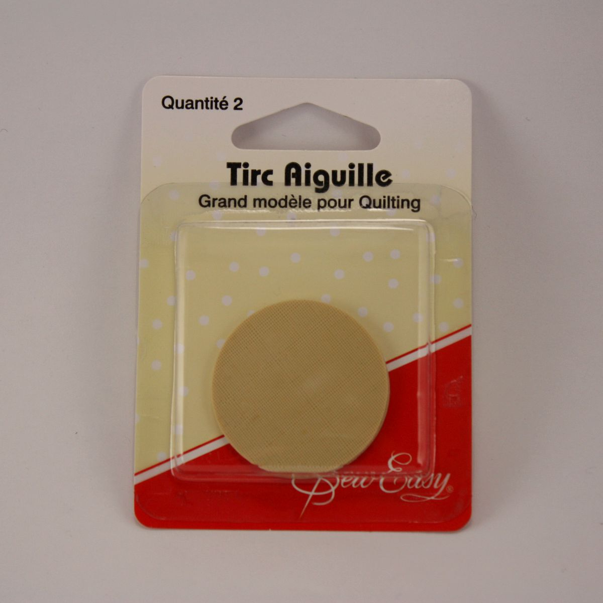 Tirc Aiguille. Grand Modèle pour Quilting